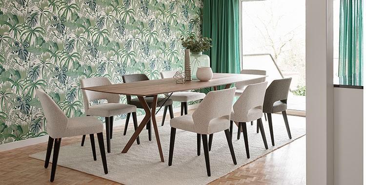 Tables et chaises tendance - Magasins d'ameublement - Hémisphère Sud