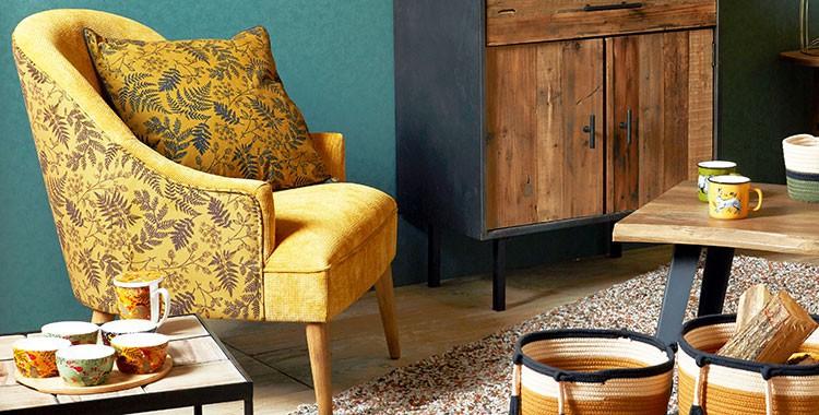 Fauteuils déco - Magasins de meubles - Hémisphère Sud
