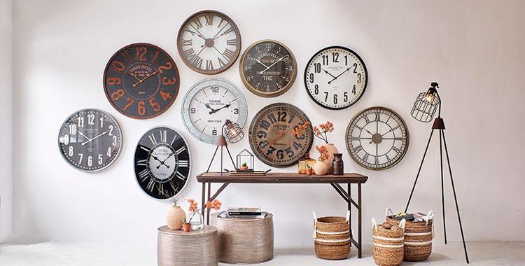 Horloges - Magasins de décoration - Hémisphère Sud