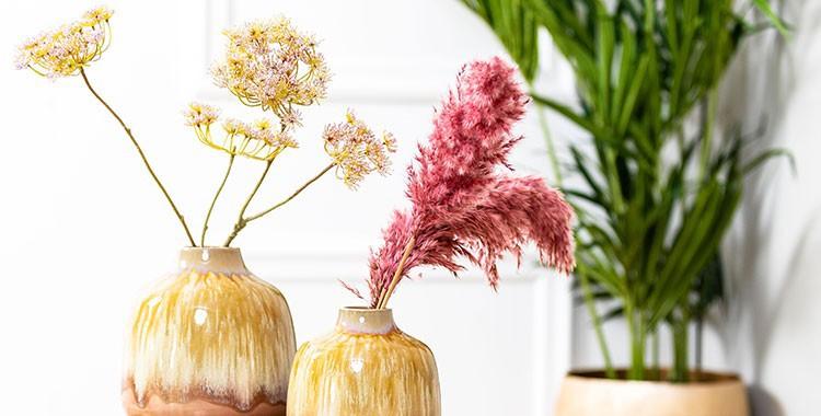 Vases, Plantes et Fleurs - Magasins de décoration - Hémisphère Sud