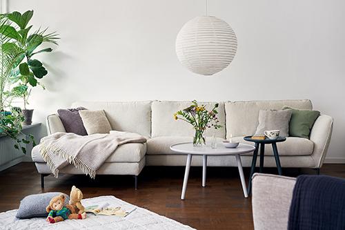 Canapé d'angle STELLA