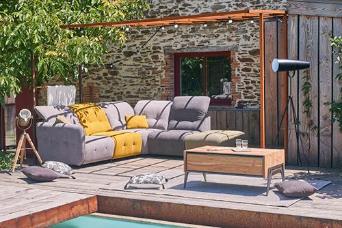 Canapé modulable JOANA