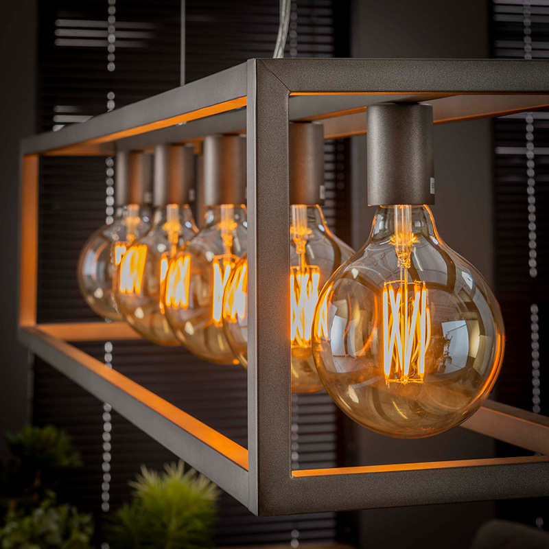 Suspension ampoules vintage