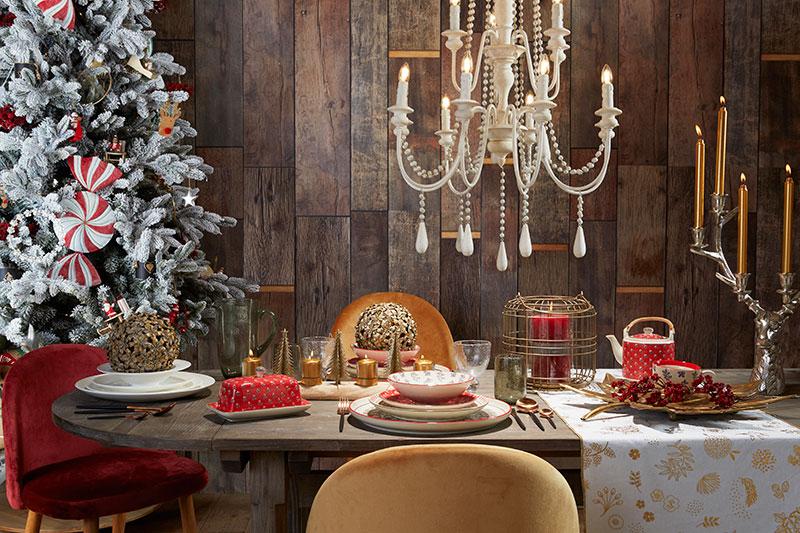 Décorations Noël Arts de la table Hémisphère Sud