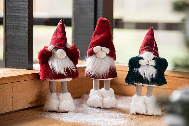 Décoration Père Noël Hémisphère Sud