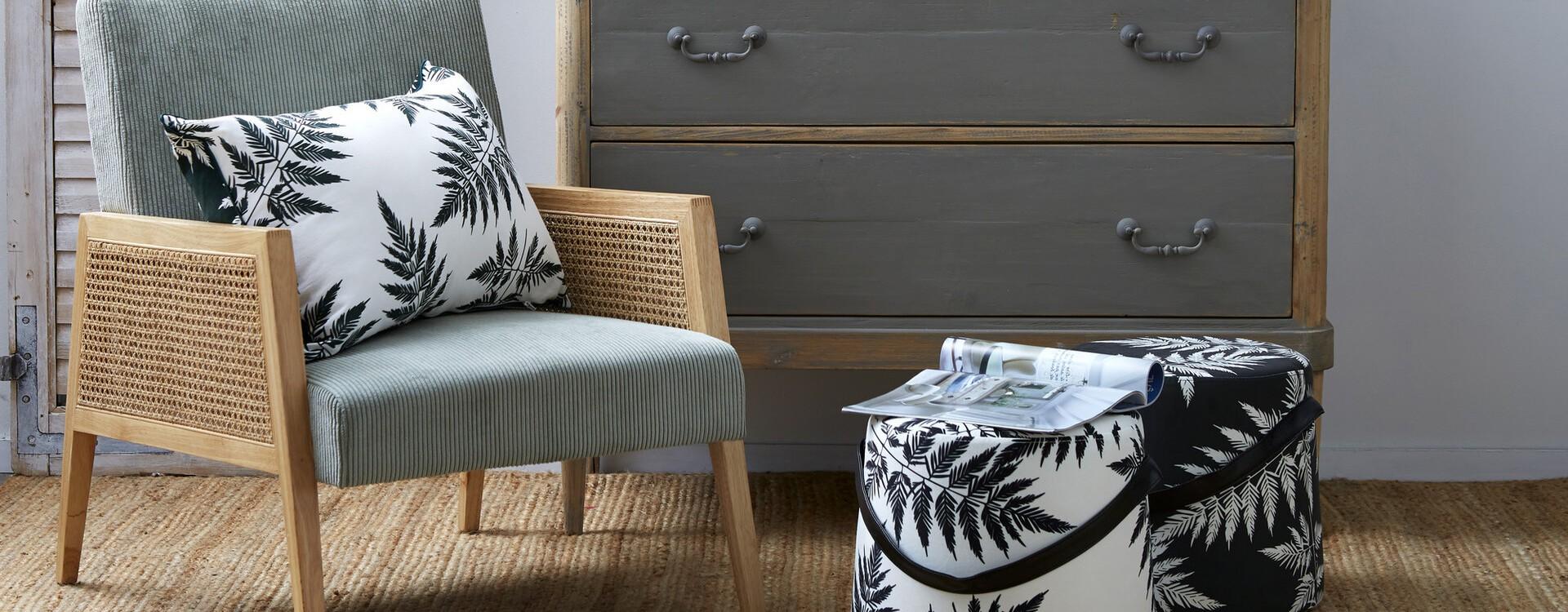 Tendance : relooker son intérieur avec des coussins décoratifs