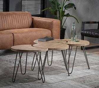4 idées de meubles d'appoint pour mon salon