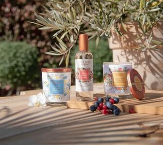 Bougies et parfums d'ambiance : quand l'intérieur sent bon le printemps !